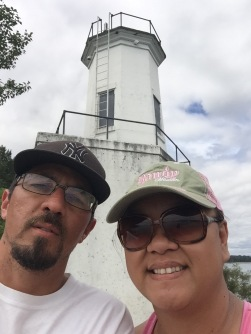 Warrior Point Light House