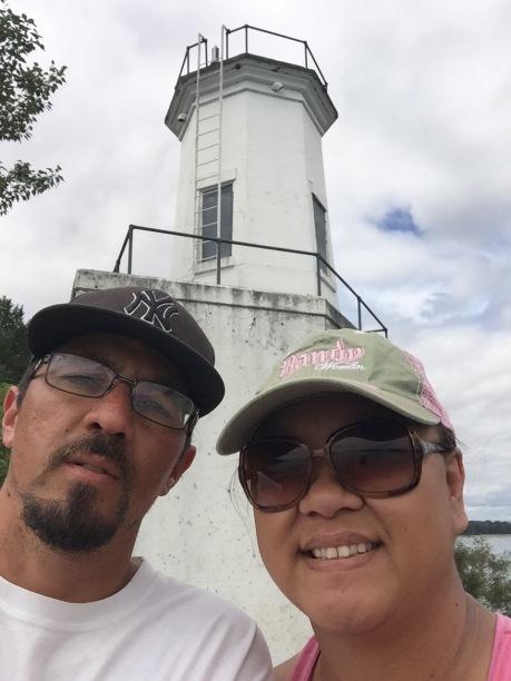 Warrior Point Light House