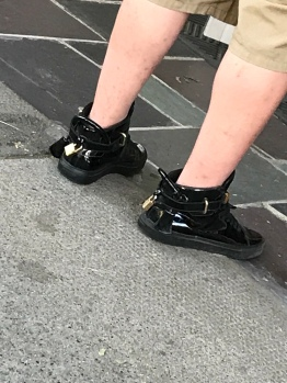 Because everyone needs to lock up their shoes